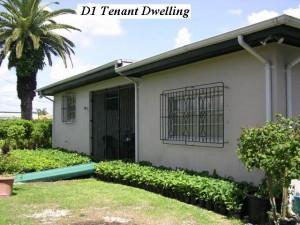 D1 Tenant Dwelling